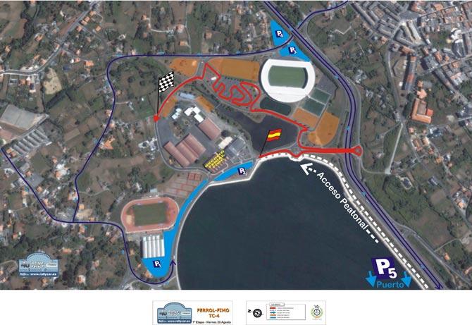 28-29 Agosto Rally Ferrol Accesos-tramo4-p